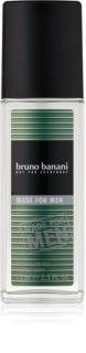 Bruno Banani Made for Men deo mit zerstäuber für Herren
