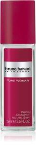 Bruno Banani Pure Woman deodorant s rozprašovačem pro ženy