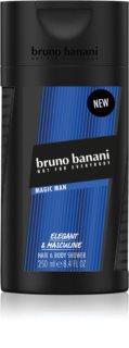 Bruno Banani Magic Man Hajustettu Suihkugeeli Miehille