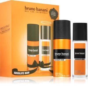Bruno Banani Absolute Man coffret cadeau (pour homme)
