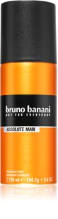 Bruno Banani Absolute Man déodorant en spray pour homme