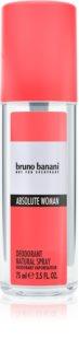 Bruno Banani Absolute Woman дезодорант з пульверизатором для жінок