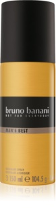 Bruno Banani Man's Best Deodorant Spray für Herren