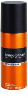 Bruno Banani Absolute Man deodorant spray para homens