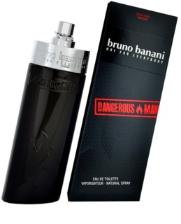 Bruno Banani Dangerous Man eau de toillete για άντρες