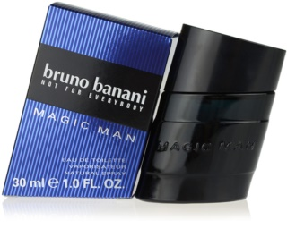 Bruno Banani Magic Man Eau de Toilette für Herren