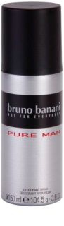 Bruno Banani Pure Man deospray per uomo