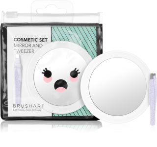 BrushArt Cartoon Collection coffret cosmétique