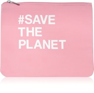 BrushArt Save The Planet kosmetiktasche