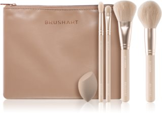 BrushArt Everyday Collection set perii machiaj