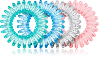 BrushArt Hair Rings Colour elastike za lase