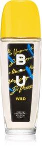 B.U. Wild deodorante con diffusore da donna