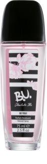 B.U. Absolute Me deodorant s rozprašovačom pre ženy