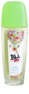 B.U. Hippy Soul deodorant s rozprašovačom pre ženy