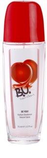 B.U. Heartbeat Deodorant and Bodyspray for Women
