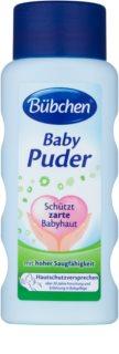 Bübchen Baby пудра от опрелостей