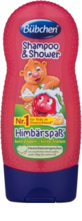 Bübchen Kids Shampoo And Shower Gel 2 in 1