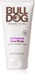 Bulldog Oil Control gel de curatare facial