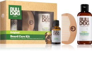 Bulldog Original Beard Care Kit confezione regalo (per uomo)