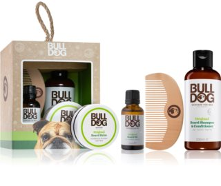 Bulldog Original Ultimate Beard Care Kit coffret II. (para homens)