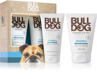 Bulldog Sensitive Duo Set coffret (para homens)