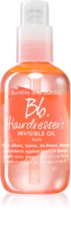 Bumble and Bumble Hairdresser's Invisible Oil Olie  voor Glanzend en Zacht Haar