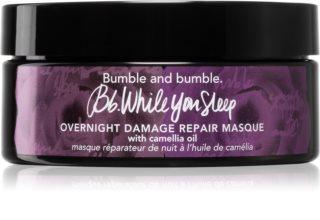 Bumble and Bumble Overnight Damage Repair Masque Masca de noapte pentru parul deteriorat si fragil