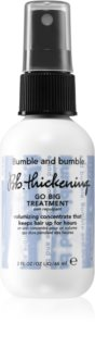 Bumble and Bumble Thickening Go Big Treatment Volym spray för fint hår