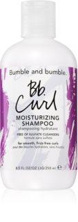 Bumble and Bumble Bb. Curl Moisturize Shampoo Återfuktande och lockdefinierande schampo