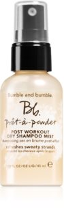 Bumble and Bumble Pret-À-Powder Post Workout Dry Shampoo Mist shampoo secco rinfrescante in spray