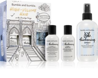 Bumble and Bumble High-Volume Hair Cosmetica Set  (voor meer volume)