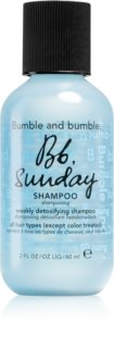 Bumble and Bumble Bb. Sunday Shampoo oczyszczająco detoksujący szampon