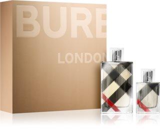 Burberry Brit for Her lote de regalo I. para mujer