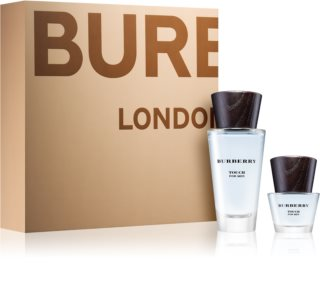 Burberry Touch for Men coffret I. para homens