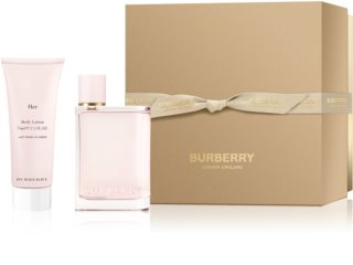 Burberry Her Gift Set for Women