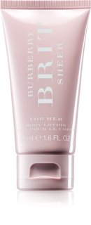 Burberry Brit Sheer leche corporal para mujer
