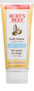 Burt's Bees Milk & Honey Body Lotion With Milk And Honey