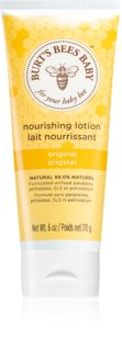 Burt's Bees Baby Bee Body lotion mit Bambus Butter