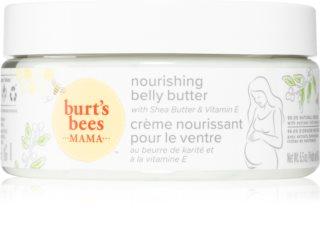 Burt's Bees Mama Bee Manteiga corporal hidratante para barriga e cintura