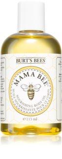 Burt's Bees Mama Bee подхранващо масло за тяло