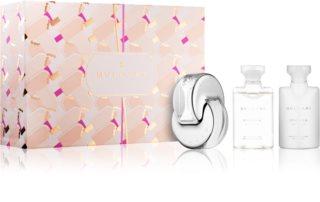 Bvlgari Omnia Crystalline coffret III. para mulheres