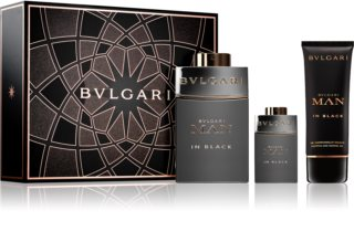 Bvlgari Man in Black Gift Set  VIII. voor Mannen