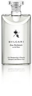 Bvlgari Eau Parfumée au Thé Blanc gel de douche corps et cheveux mixte