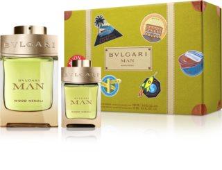 Bvlgari Man Wood Neroli подаръчен комплект II. за мъже