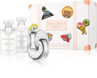 Bvlgari Omnia Crystalline dárková sada I. pro ženy