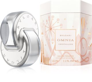 Bvlgari Omnia Crystalline Eau de Toilette For Women Limited Edition Omnialandia