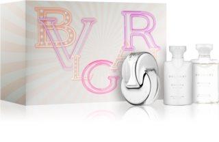 Bvlgari Omnia Crystalline coffret I. para mulheres