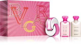Bvlgari Omnia Pink Sapphire coffret I. para mulheres