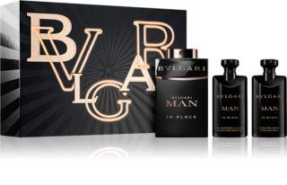 Bvlgari Man in Black set cadou II. pentru bărbați