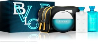 Bvlgari AQVA Pour Homme Gift Set XVII. for Men